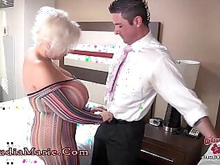 Huge Fake Tits Claudia Marie Fucked In Mexico